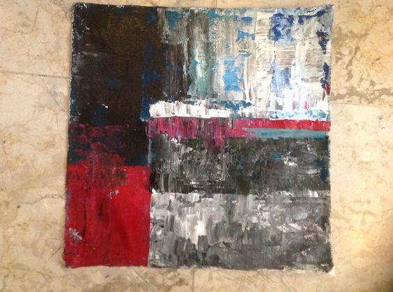 Modern Abstract by Anne McCann