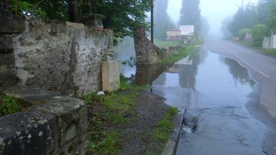 Crue à Itteville en Essonne