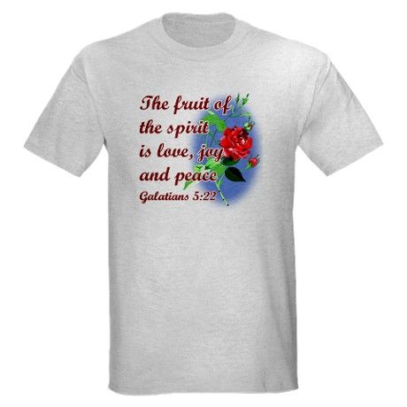 Cool christian sayings light t shirt shirts christian for Bible t shirt quotes