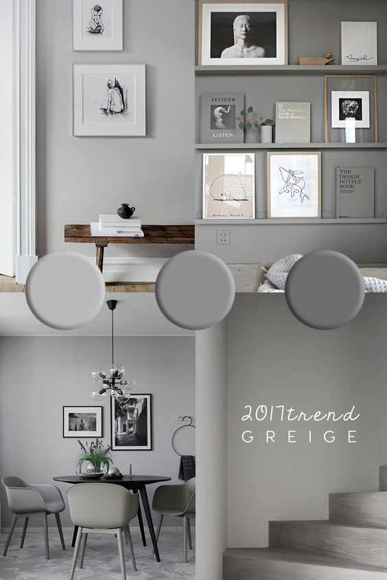 Did you also notice that there areless and less white walls around, while always more roomswith walls painted in neutral colors such as beige and gray? My favorite neutral color no doubt is exactly the mix of gray and beige, …