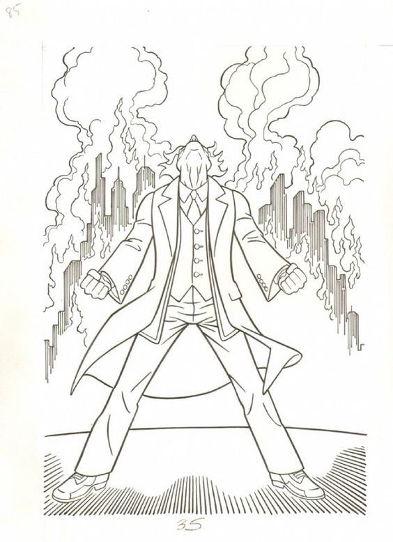 The dark knight joker coloring pages coloring pages for The dark knight coloring pages