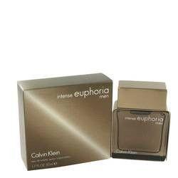 Euphoria Intense Eau De Toilette Spray By Calvin Klein