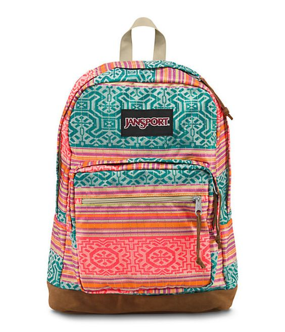RIGHT PACK WORLD BACKPACK | JanSport Online Store | Back packing ...