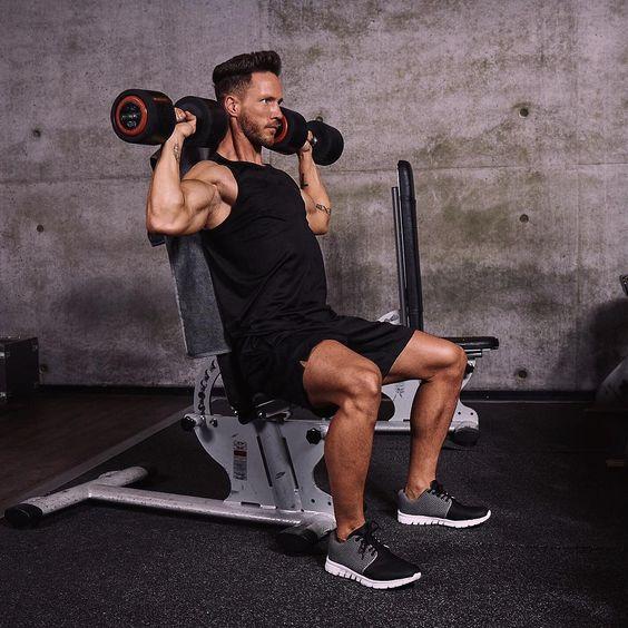 Top 10 Gym Style by Daniel Fuchs (@magic_fox)