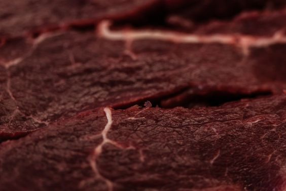 Free Raw Red Meat Texture