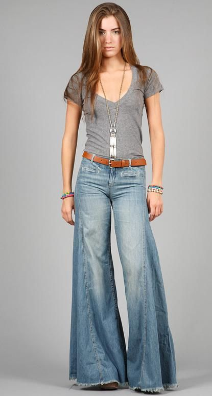 Chic Flare Pants