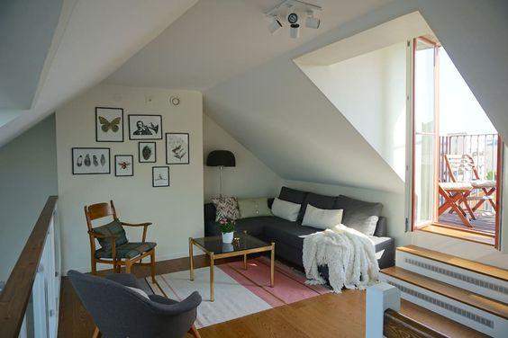 Modern loft in central Stockholm - Flats for Rent in Stockholm