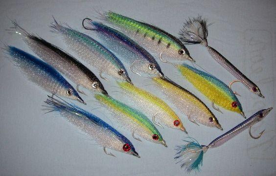 Pêche à la mouche dans les eaux bleues II - Les Thons