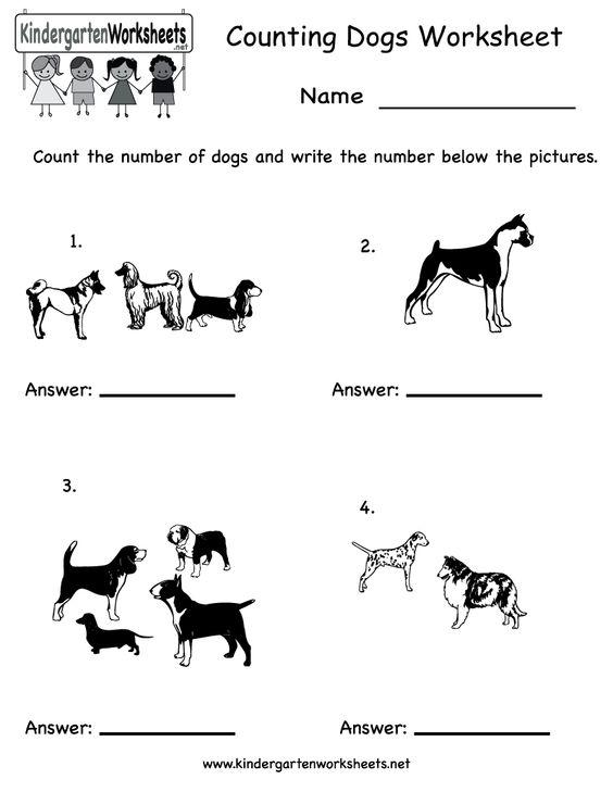 math worksheet : kindergarten printable counting worksheet  classroom worksheets  : Printable Counting Worksheets For Kindergarten