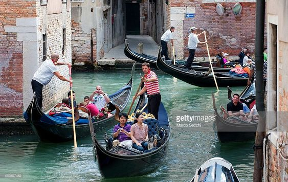 Τα εντυπωσιακά κανάλια της Βενετίας έτσι όπως δεν τα είδες ποτέ