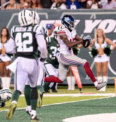 Will Tavarres King's 2-TD preseason game be enough to catch roster spot with Giants?