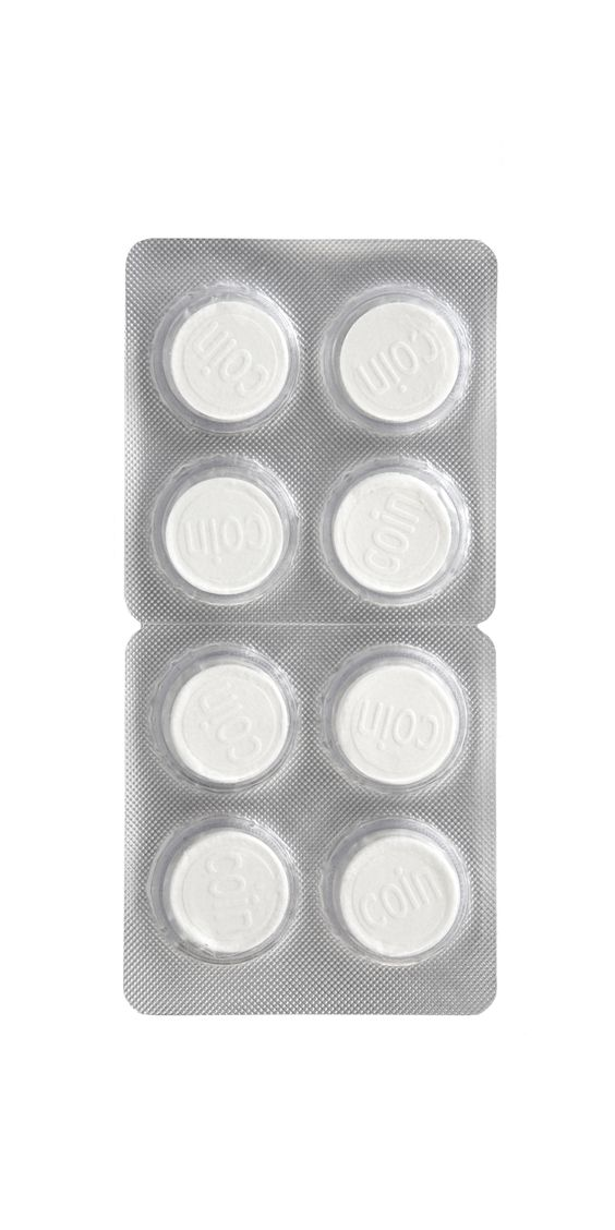 (MALIN + GOETZ) - pill towels.