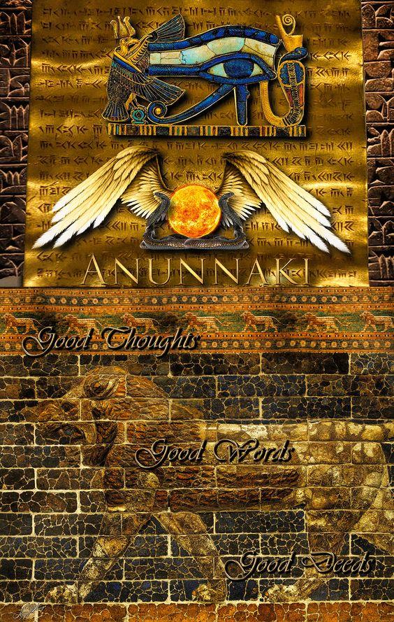 De verboden geschiedenis van de Anunnaki: 14 tabletten van Enki onthult fascinerende details