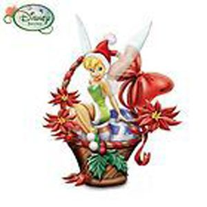 tinkerbell christmas figurines - photo #19