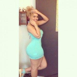 Arianna Angel, a menina da bunda big ass enorme das redes sociais (37)