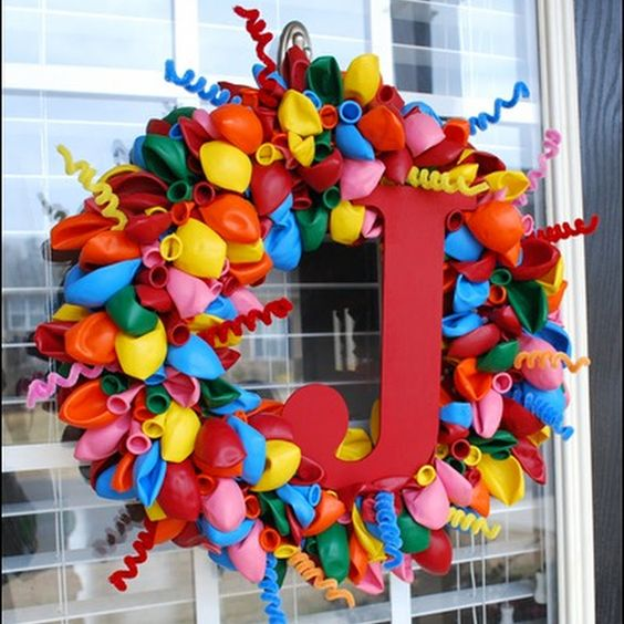 Sew Sweet Cottage: Search results for Balloon wreath