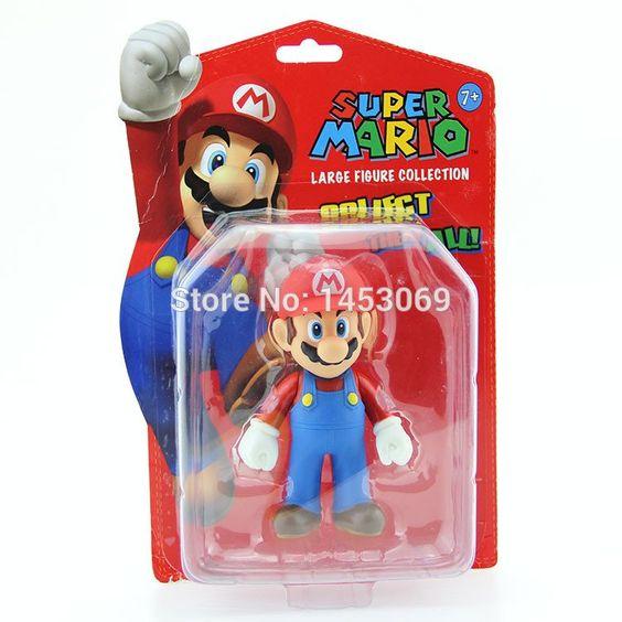 Классические игрушки супер марио характер марио пвх фигурку коллекция модель игрушки куклы 5  12 см новый в коробке  https://goo.gl/73Sgilpic.twitter.com/v3m8bxn3BN