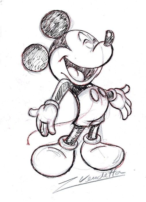 Pin By Itzel On Mickey Mouse Mickey Mouse Drawings Mickey Mouse Art Mickey Mouse Sketch