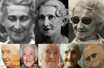 Jeanne Calment werd 122