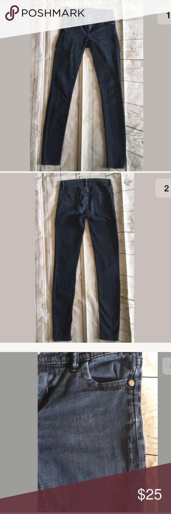 Sale🎉MEK DNM Nanjing legging Skinny Jeans 25x32 MEK DNM Women's Nanjing legging Dark Wash Skinny Jeans Sz 25x32 MEK Jeans Skinny