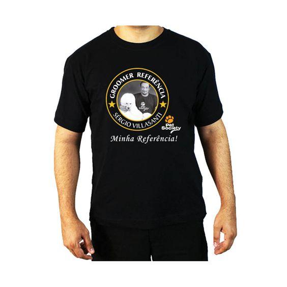 Camiseta Groomer Sérgio Villasanti :: mybestshop