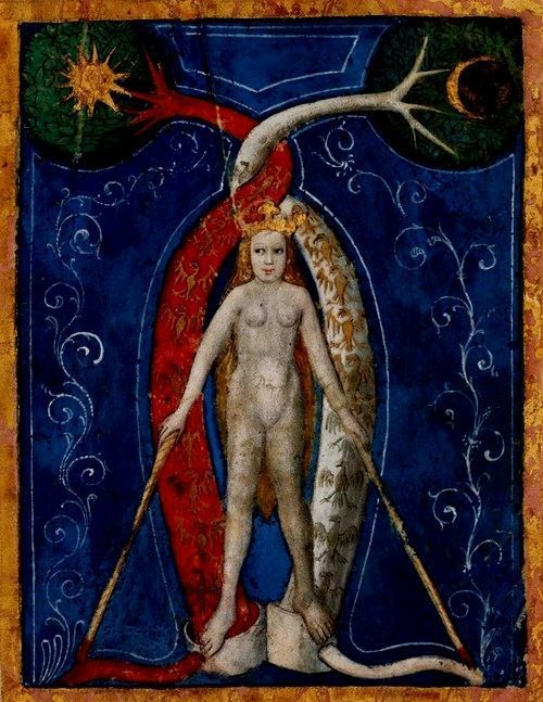 Philosophical Mercury - Italy, 15th c