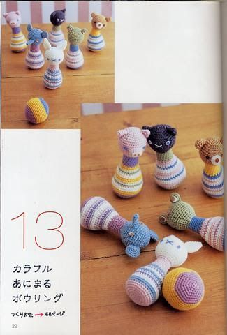 Amigurumi Collection Vol. 3 - TODOAMIGURUMI - Picasa ...