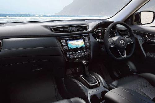 Nissan X Trail Interior In 2020 Nissan Nissan Xtrail Truck Interior