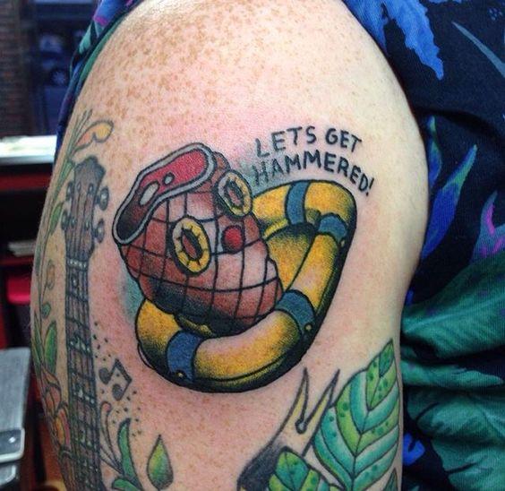 Pin By Jennie Merrifield On Tattoo - Always Sunny