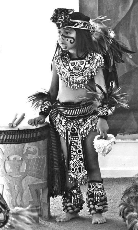 Pinterest • The world's catalog of ideas Indigenous Aztec Women