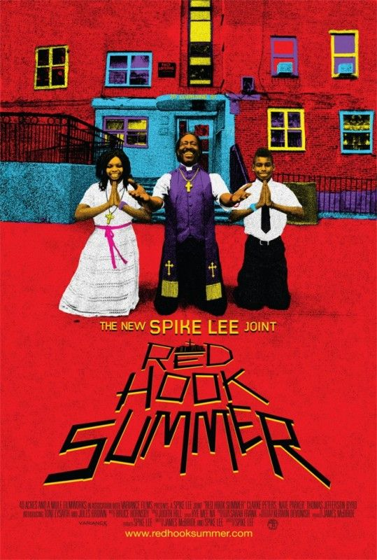 Spike Lee Debuts Poster For Red Hook