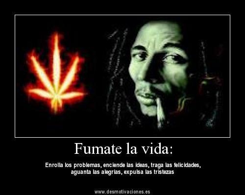 Frases Para Facebook P 6: Imagenes Con Frases De Fumar Marihuana Versos Cortos Para