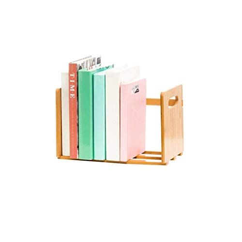 Yjlgryf Household Bookcase Modern Minimalist Single Layer Bookshelf Desktop Small Shelf Mini Small Desktop Storage S Desktop Bookshelf Bookshelves Desk Storage