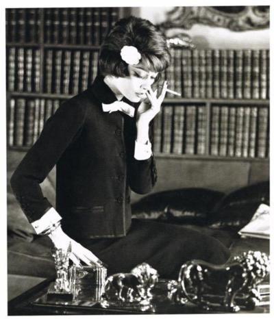 Marie-Helene Arnaud - Marie-Claire September 1959
