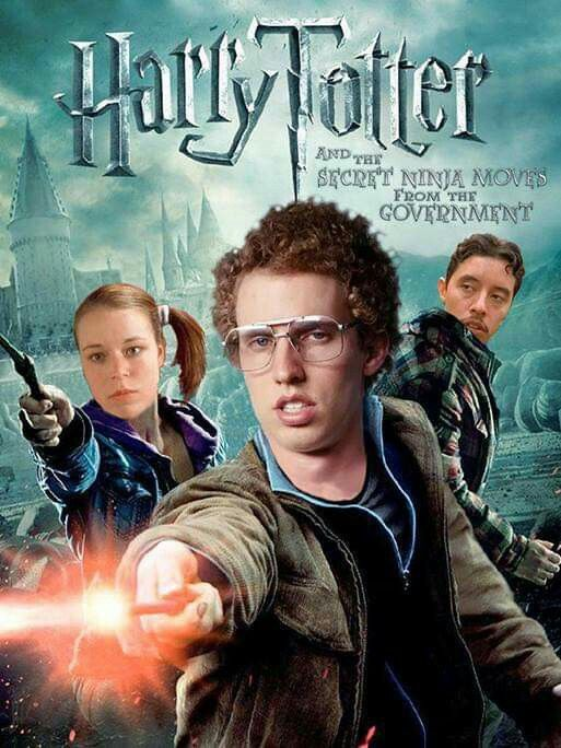 Eric Auger From Uuum On Fb Patronus Napoleon Dynamite Better One