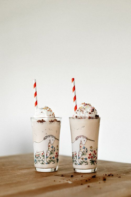 tahini milkshakes ~ my name is yeh