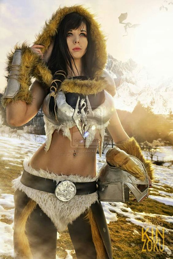 Skyrim cosplay?! Count me in ;)