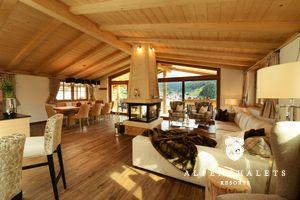 Premium Chalet Wolkenstein in Gröden - Hüttenurlaub in Val Gardena - Gröden mieten - Alpen Chalets & Resorts