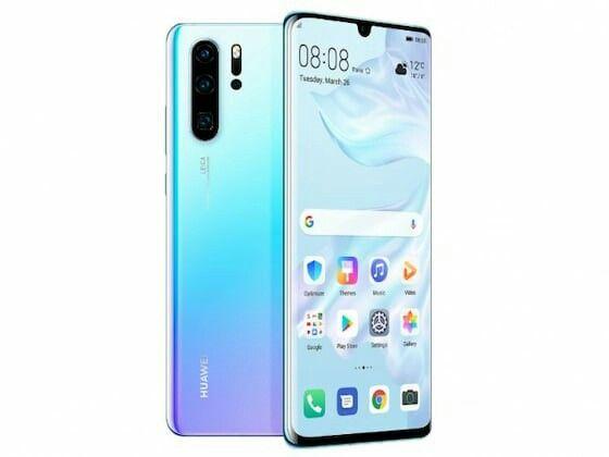 Huawei P30 Pro Good Battery Life Huawei Mobile Review Smartphone