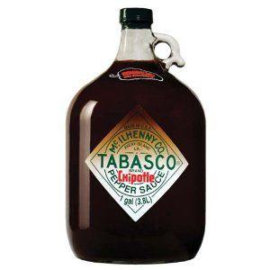 TABASCO brand Chipotle Pepper Sauce - Gallon