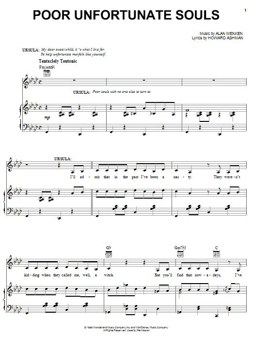 Guitar Music Sheets For Songs - free sheet music for traditional songsdisney guitar direct this ...