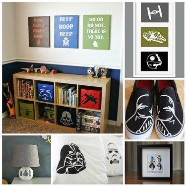 Prepara tu casa para la llegada de la última entrega de Star Wars