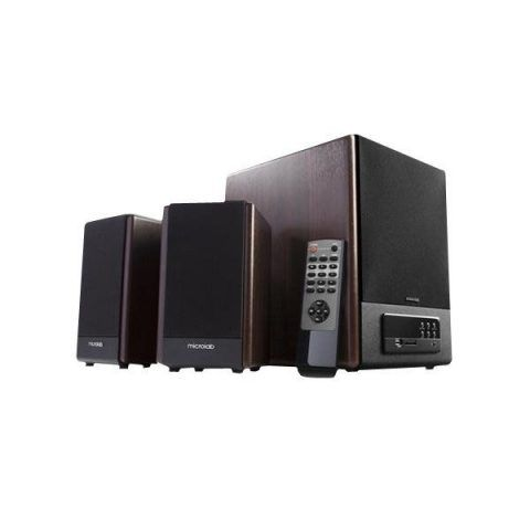 Microlab Fc530u Multimedia Speaker With Images Multimedia Speakers Speaker Price Speaker Design