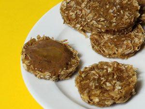 Rezept für ungebackene glutenfreie Brotkuchen