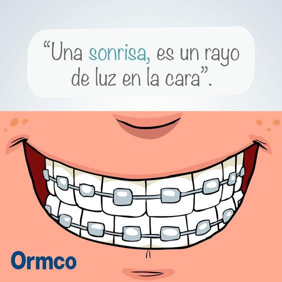 #sonrisa #ortodoncia #brackets #brillo #ortodoncista #luz #salud #dientes #dentadura