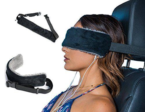 the seatsleeper travel head support