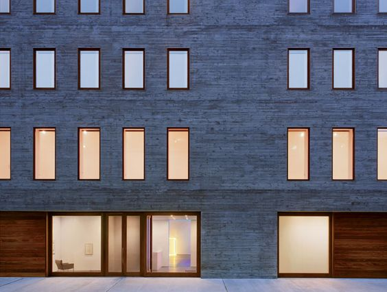 David Zwirner Selldorf Architects New York City
