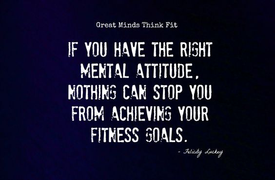 Attitude! Fitness Flower On Blue Poster | Little Things, Flower And Fitness