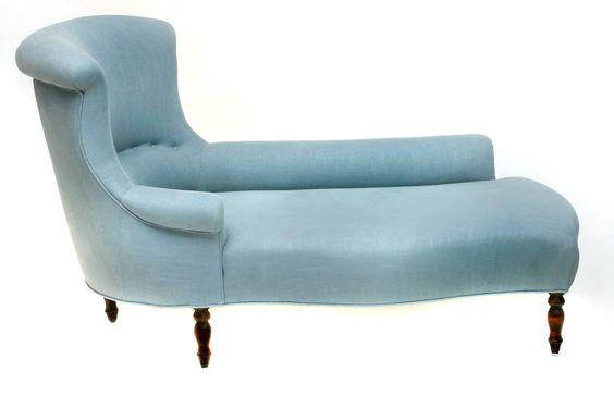 """""""La Garonne"""" Chaise Lounge   Bourgeois Boheme Atelier,"""