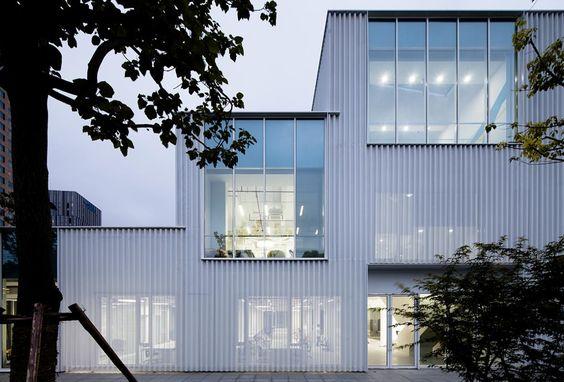 Schmidt Hammer Lassen Architects completes renovation for Hi-Tech start-up…